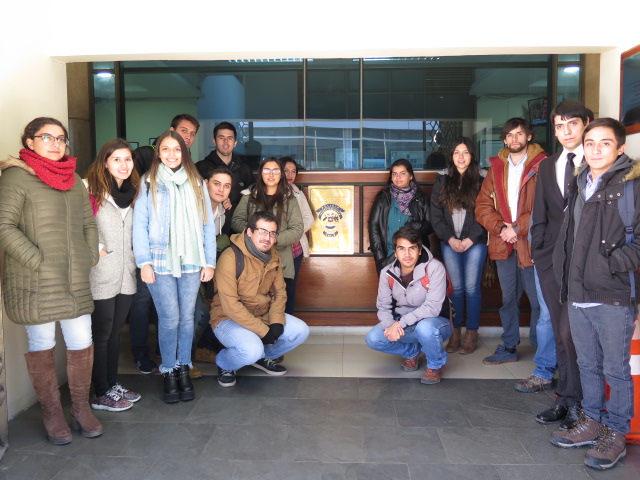 estudiantes PDI